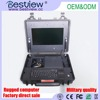 """Factory Direct 15.6"""" Portable Military Moible Rugged all in one pc"""