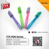 Newest plastic pen, promotional mini plastic pen