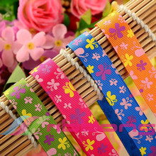 Grosgrain Ribbons widely used in garments, hairbows