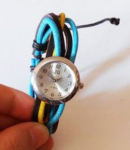 Factory wholesale Chinese style Genuine Cow leather fashion watch.TOP quality.