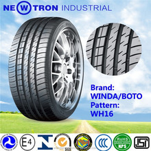 225/55R16 winda boto pcr manufacturer cheap price UHP car tyre