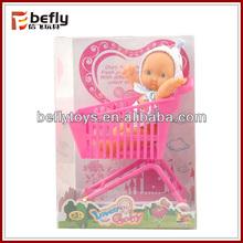 2014 la venta caliente juguetes renacidos kits de la muñeca