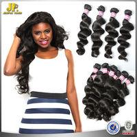 JP Hair 2015 New Arrival Natural Black Color 8A Grade Can You Perm Brazilian Hair