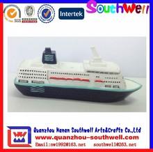 custom resin military' mini boats for sales