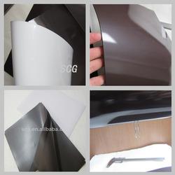China customized flat paper magnets for fridge