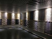 culture slate mosaic tile wood mosaic tile