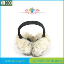 Winter warm ear covers for sleep