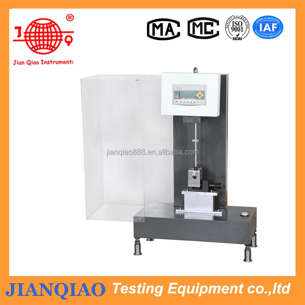 izod impact test machine