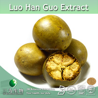 Low-calorie Natural Sweeteners Luo Han Guo Extract 50% Mogroside V