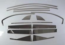 Chevrolet captiva window trims,oe style window trims for captiva 2010-2012