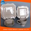 Germany style caramic dinner ware set, fine porcelain dinner set tableware