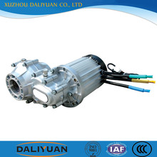 permanent magnet motor free energy 1200W for tricycle