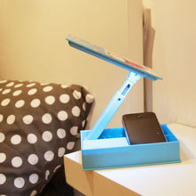 New product usb rechargeable led folding table lamp