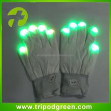 Event & Party Supplies Type Alibaba express glow in dark hand glove