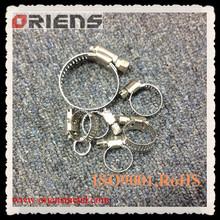 2015 de la alta calidad de estampado de metal piezas ISO del metal abrazadera sujetadores