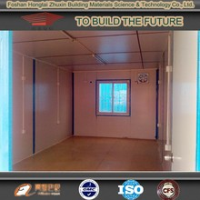 20ft flat pack modern mobile prefab container homes