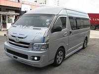 2007 Toyota Hiace Commuter ViP 2.5 MT