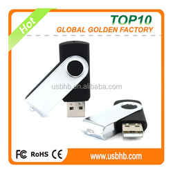 hot full color very cheap data stick silk 4GB screened for gift, hot selling Swivel usb