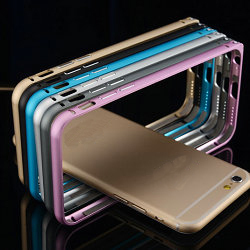 Factory for iphone 6S case wholesale/high quality for iphone 6s bumper cases/custom frame for i phone