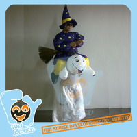 inflatable halloween costumes for adults Halloween Ghost Costumes MOQ 50pcs