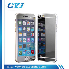 hot selling mirro cool style color screen protector for galaxy note 2