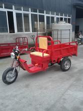 110cc triciclo para adultos Bicicleta taxi tres motocicleta rueda