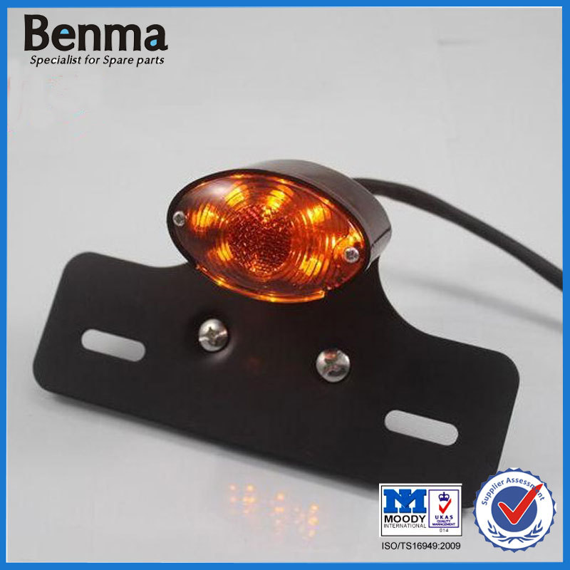 Best Quality E-mark Motorcycle Tail Light,Motorbike LED Tail Light ,Universal LED Motorcycle Rear Light Motorcycle Tail Light