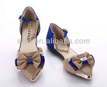 Brand new women flats shoes wholesale 2013 latest pointed flats shoes Fashion lady flats 2013 with high quality