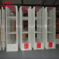Retail shop anti theft system,dual eas antenna security alarm antenna RF system 8.2Mhz
