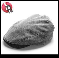 Classic Mens Women Vintage Beret Cap Cabbie Newsboy Flat Hat Gatsby Driver hat