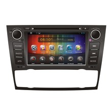 Pure Android 4.4.4 Touch Screen car DVD player car DVD GPS for BMW E90 E91 E92 E93 with 3g WiFi bluetooth