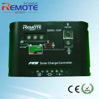 SDRC 10A 12V/24V solar controller automatic battery chargers