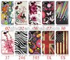 Leather Side Flip Wallet Card Case Cover For Sony Xperia Z1 Compact (Mini)
