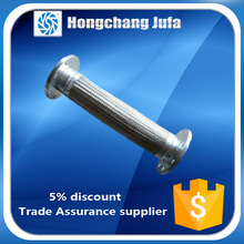 300 series steel pipe pn10 Flange Joint Flexible Hose