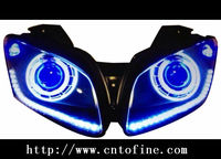motorcycle pars lamp/light for 2013 YZF-R15 motorcycle headlight
