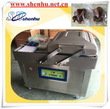 Best Sealer Double chambers chicken vacuum packing machine