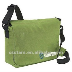 Fern green conference bag with Polyester