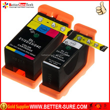 Excellent compatible dell 21 dell 22 23 24 ink cartridge compatible dell ink cartridge
