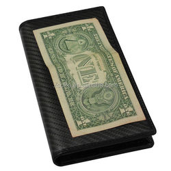 Nice Looking Wallet Carbon Fiber Wallet Wallet Supplier