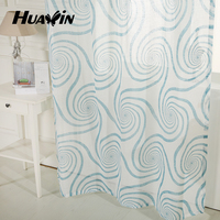 2015 new products hometextiles pigment printing curtain