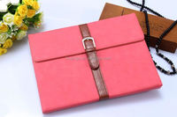 New products on china market leather briefcases style tablet cover wholesale for apple ipad 6 leather case china suppliers