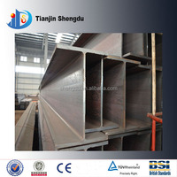 Hot-rolled structural h beam steel price