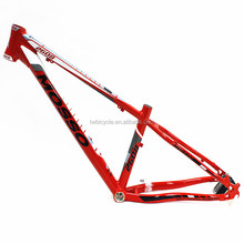 Factory direct sales super shiny aluminium alloy bicycle frame time trial made in china Insurance has been purchased