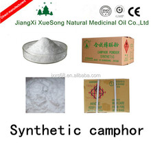 Synthetic camphor with high quality as the good material of Insecticide in hot sale