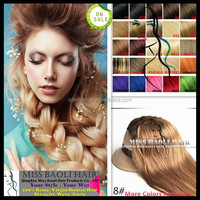 2014 Crazy Hot Sale 100% Remy Human Hair Soft Smooth Glossy Factory Price Honey Blonde Brazilian Hair Weave