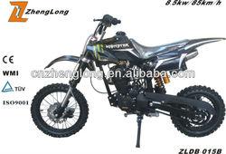 2015 new design 150cc semi automatic dirt bike