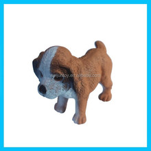 Free Sample hot selling plastic puppy toy with good quality
