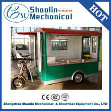 Multi-function vending cart ice cream cart for sale with hot sale