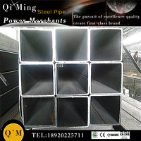 Weight of gi square steel pipe 50x50 for making machine