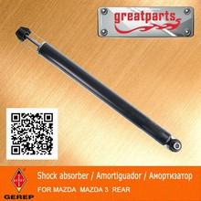 High quality rear car shock absorber for MAZDA MAZDA 3/AXELA BR5S-28-910C